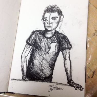 jingo student portrait